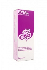 EVIAL Ovulationstest Midstream 5 Stk