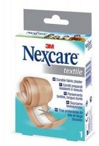 3M NEXCARE Pflaster Textil Univ Bands 6cmx1m
