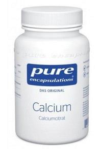 PURE Calcium Kaps neu Ds 90 Stk