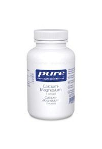 PURE Calcium-Magnesium Kaps neu Ds 90 Stk