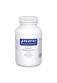 PURE Kalium-Magnesium Kaps neu Ds 90 Stk