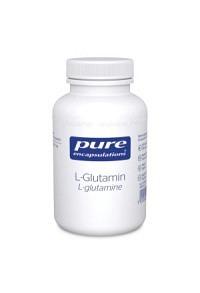 PURE L-Glutamin Kaps 850 mg Ds 90 Stk