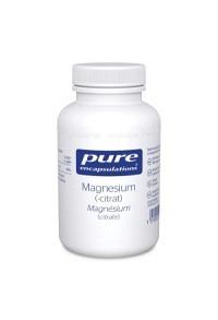 PURE Magnesium citrat Kaps neu Ds 90 Stk