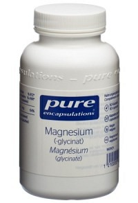 PURE Magnesiumglycinat Kaps Ds 90 Stk