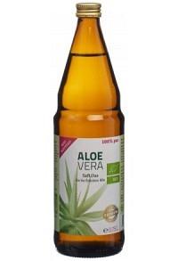 ALOE VERA Saft Bio 100 % pur Premium 0.75 lt