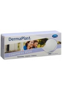 DERMAPLAST Compress Plus 7.5x20cm 25 Stk