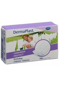 DERMAPLAST Compress Protect 5x7.5cm 10 Stk