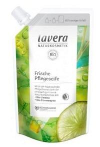 LAVERA Pflegeseife Lime Care Nachfüllbtl 500 ml