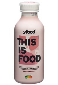 YFOOD Trinkmahlzeit Fresh Berry Fl 500 ml