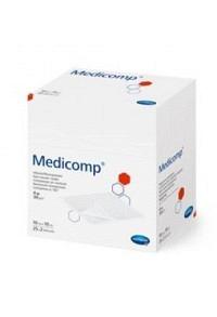 MEDICOMP Extra 6 fach S30 10x10cm st 25 x 2 Stk