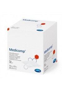MEDICOMP 4 fach S30 5x5cm steril 25 x 2 Stk