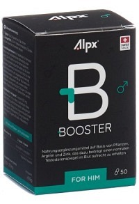 ALPX BOOSTER FOR HIM Gélules Ds 50 Stk