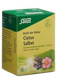 SALUS Cistus Salbei Tee Bio Btl 15 Stk