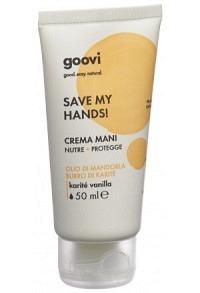 GOOVI SAVE MY HANDS! Handcreme Pflege&Schutz 50 ml