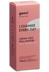 GOOVI I CHANGE EVERY DAY Gesichtscr reife 50 ml