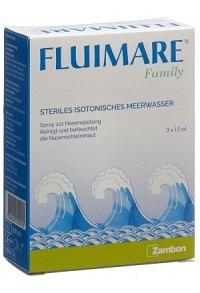 FLUIMARE Nasenspray Family 3 Fl 15 ml
