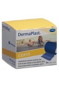 DERMAPLAST CoFix 4cmx4m blau