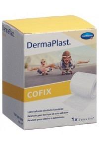 DERMAPLAST CoFix 6cmx4m weiss