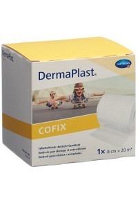 DERMAPLAST CoFix 8cmx20m weiss