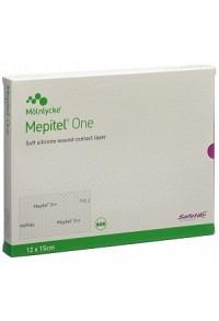 MEPITEL One Wundverband 12x15cm (neu) 5 Stk