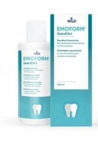 EMOFORM Sensitive Mundspülung Konzentrat 400 ml