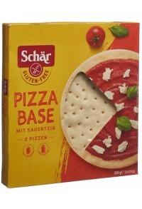 SCHÄR Pizzaböden glutenfrei 2 x 150 g