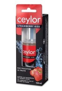 CEYLOR Gleitgel Strawberry Kiss (neu) Disp 100 ml