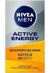 NIVEA Men Active Energy Gesichtscreme (neu) 50 ml