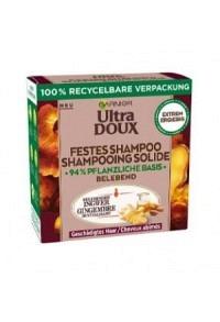 ULTRA DOUX Festes Shampoo Belebender Ingwer 60 g