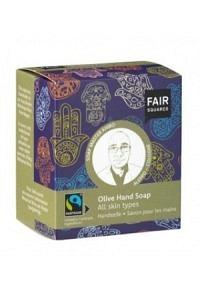 FAIR SQUARED Handsoap Olive 2 x 80 g