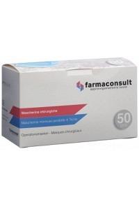 FARMACONSULT Einweg-Medizinma Typ IIR VB bl 30 Stk