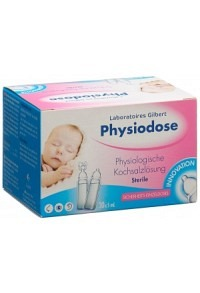PHYSIODOSE physio Kochsalzlös Sicher Dos 30 x 5 ml