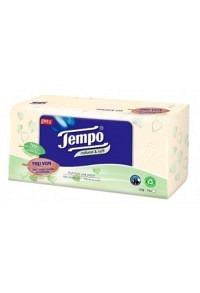 TEMPO Taschentücher natural & soft Box 70 Stk