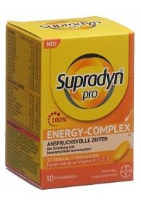 SUPRADYN pro energy-complex Filmtabl Ds 30 Stk