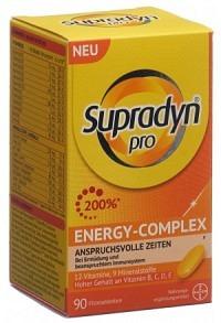 SUPRADYN pro energy-complex Filmtabl Ds 90 Stk