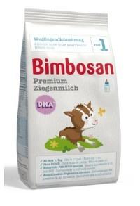 BIMBOSAN Premium Ziegenmilch 1 refill Btl 400 g