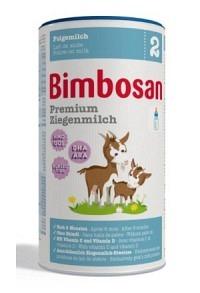 BIMBOSAN Premium Ziegenmilch 2 Ds 400 g