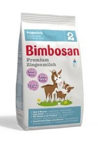 BIMBOSAN Premium Ziegenmilch 2 refill Btl 400 g