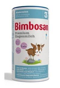 BIMBOSAN Premium Ziegenmilch 3 Ds 400 g