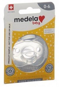 MEDELA Baby Schnuller Soft Silicone 0-6 Unisex