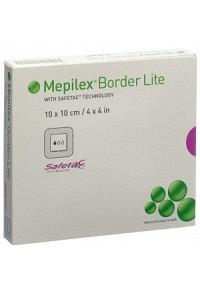 MEPILEX (PI-APS) Bor Lit Silikon 10x10cm neu 5 Stk