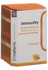 BIONATURIS Immunity Kaps Ds 60 Stk