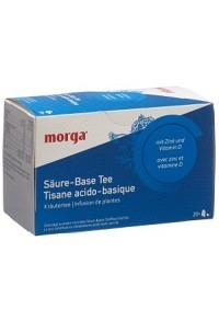MORGA Säure-Base Tee m/H Btl 20 Stk