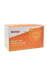 MORGA Abwehr-Tee m/H Btl 20 Stk