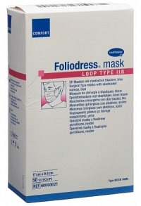 FOLIODRESS Mask Loop Typ IIR 50 Stk