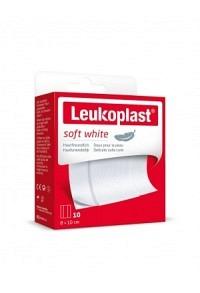 LEUKOPLAST soft white 8x10cm 10 Stk