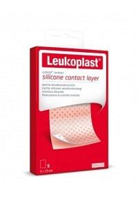 LEUKOPLAST Cuticell Contact 5x7.5cm 5 Stk