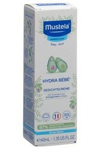 MUSTELA Hydra Bébé Gesichtscreme norm Haut 40 ml