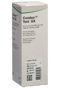 COMBUR 10 TEST UX Streifen D/F/I 100 Stk