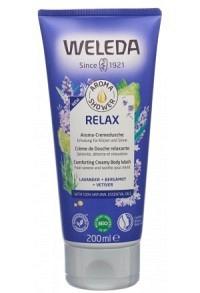 WELEDA Aroma Shower Relax Tb 200 ml